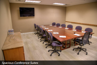 image of spacious conference room